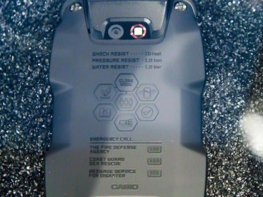 Casio lanza un nuevomovil ultra resistente, el smartphone G-Shock