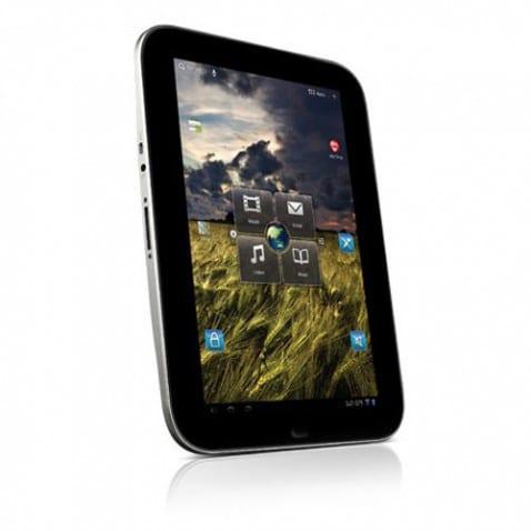 Lenovo IdeaPad K1: Android 3.1 y procesador de doble núcleo