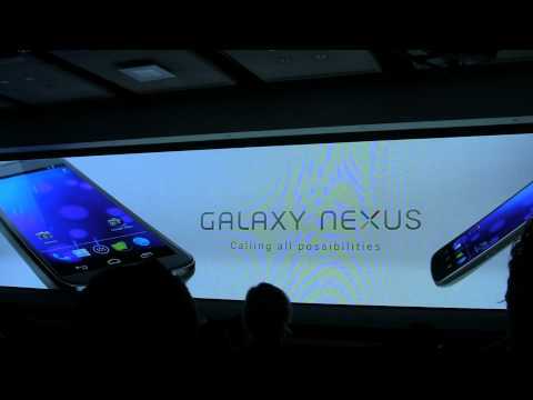 Video thumbnail for youtube video Ya conocemos el Samsung Galaxy Nexus (a.k.a Nexus Prime)