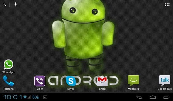 Samsung Galaxy Tab p-1000 con CyanogenMod 9