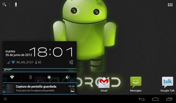 """Samsug Galaxy Tab 7"""" con CyanogebMod 9"""