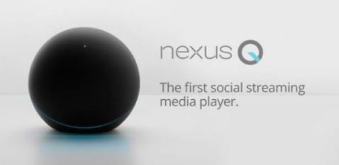 Nexus Q presentado por Google