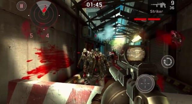 Masacraremos zombies sin parar