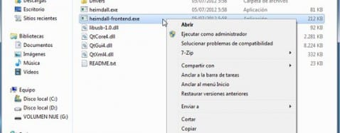 Heimdall para Windows