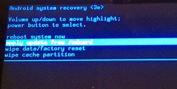 Modo Recovery