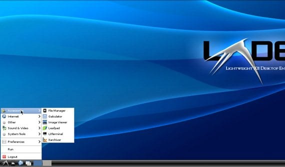 """Ubuntu 12.04 LXDE en Galaxy Tab 7"""""""