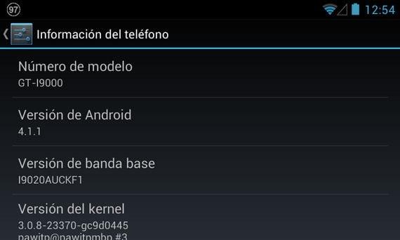 Android 4.1.1 TAJB