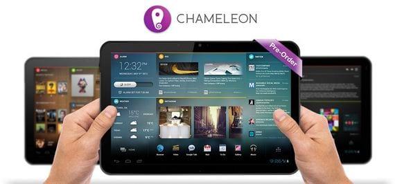 Chameleon Launcher