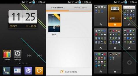 MiHome Launcher para todos los dispositivos