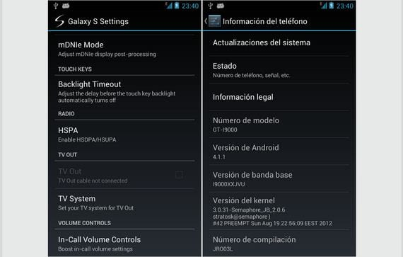 Versión RC de la Rom Jelly Bean de Elitemovil
