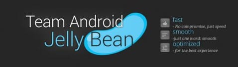 Team Android Jelly Bean Rom v7.1