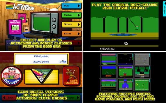 Activision Anthology Juega Con Los Clasicos De Atari 2600