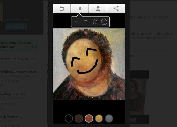Ecce Homo, aplicación gratuia para Android -