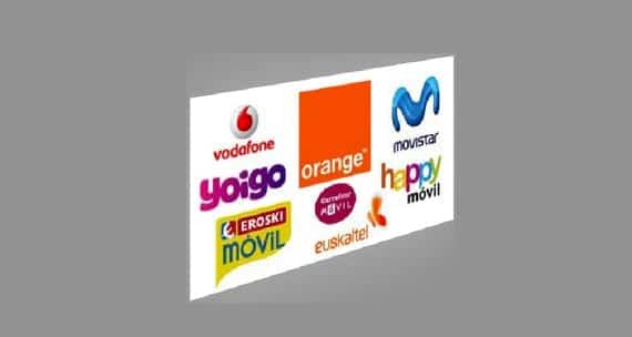Compañías de telefonía de España