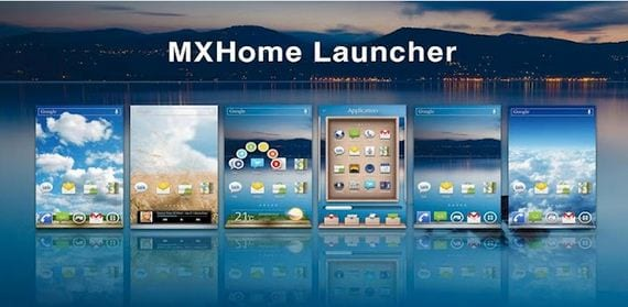 MXHome Launcher, un Launcher espectacular