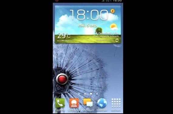 Nuevo TouchWiz de Samsung