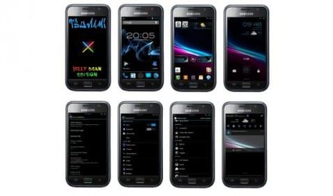 Rom Tsunami X1.5 para el Galaxy S