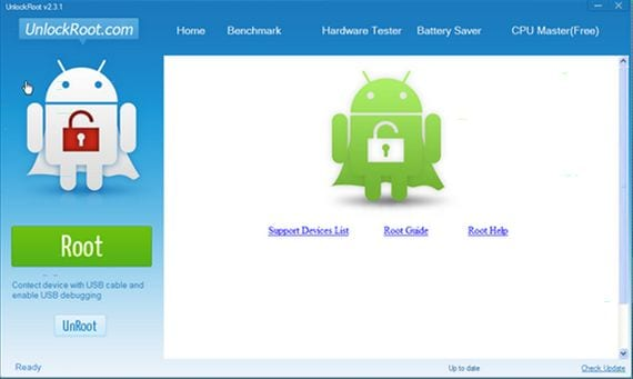 UnlockRoot, herramienta para rootear un buen número de dispositivos