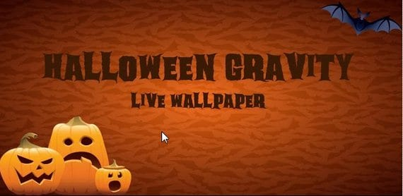 Live Wallpapers gratuitos sobre Hallowen