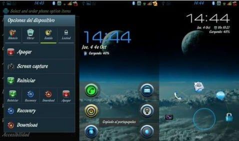 Samsung Galaxy S3 Rom Inmortal V1.1 de Dora Team Android 4.1.1