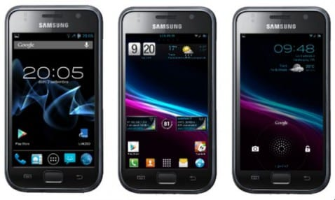 Tsunami X3.0, actualización para Samsung Galaxy S