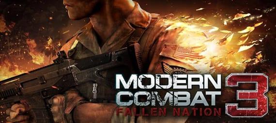 Análisis Modern Combat 3