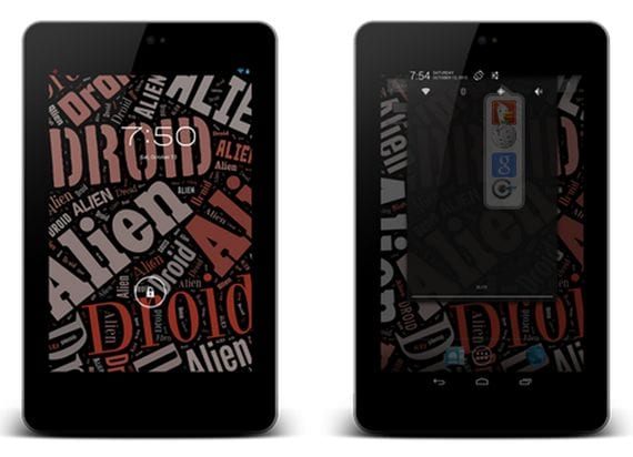 Google Nexus 7, Rom Glazed V2.1 Android 4.1.2