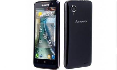 Lenovo P770, 29 horas de batería activa