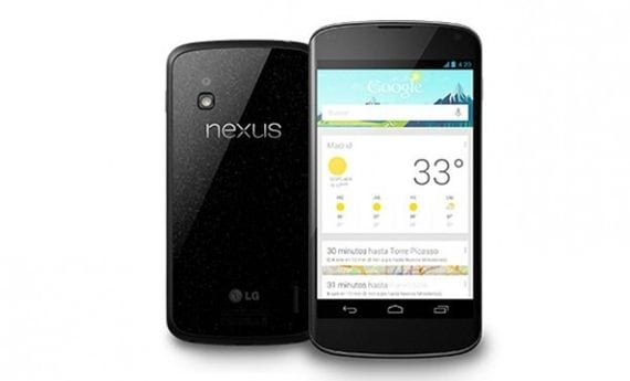 Rom completa del LG Nexus 4 disponible para su descarga