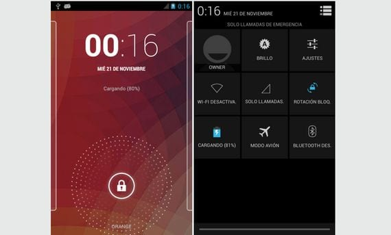 Samsung Galaxy S, Rom Android 4.2 de Elitemovil Alpha