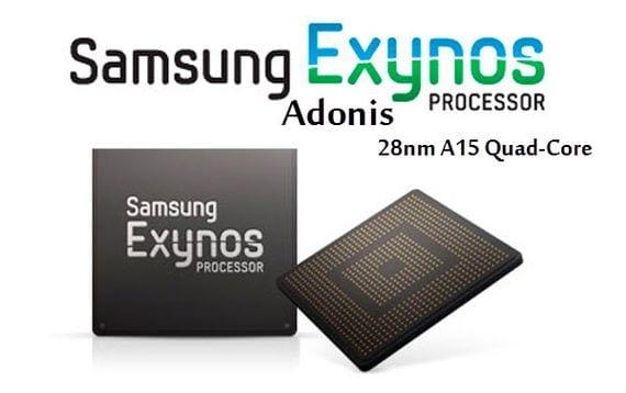 Exynos 5450 en el Galaxy S4