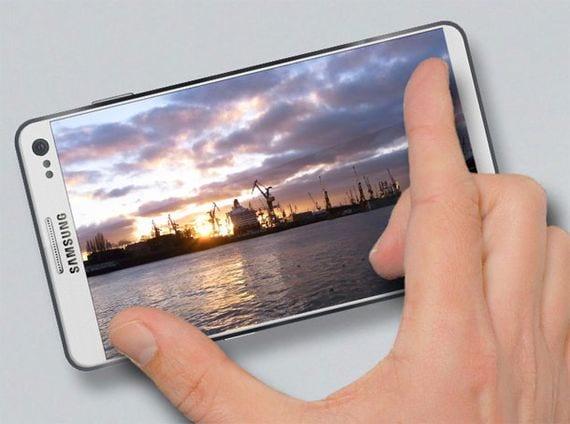 "Samsung galaxy S4 con pantalla Super Amoled de 5"""