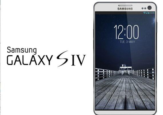 Samsung Galaxy S4 comienzan los rumores