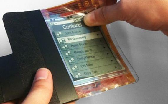 Paperphone prototipo