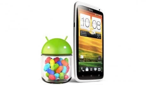 Actualizar a Android 4.1 al HTC One X