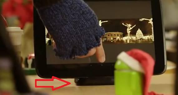 Aparece una base para el Nexus 10 en un video promocional