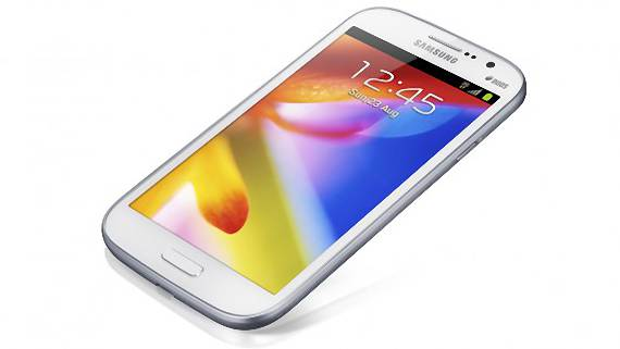 El Samsung Galaxy Grand se presentará en la CES 2013
