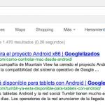 Google planea eliminar la barra negra de navegación