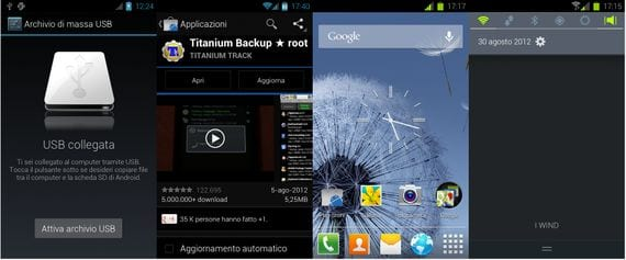 Samsung Galaxy SCL, Rom EhnDroix II Android 4.1