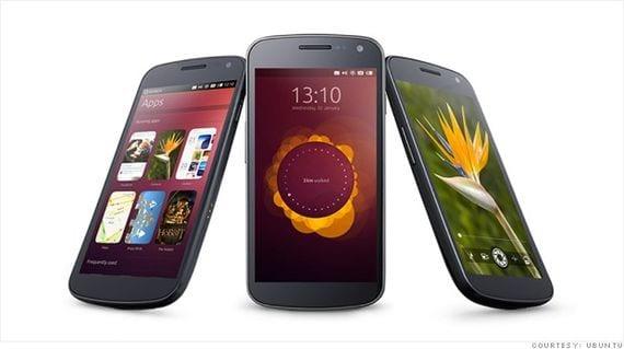 Ubuntu Phone, Canonical a la conquista de los Smartphones