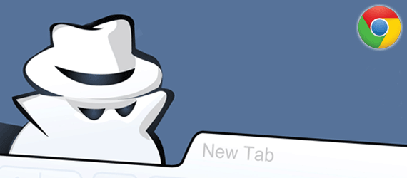 Desactivar el modo incógnito en Google Chrome