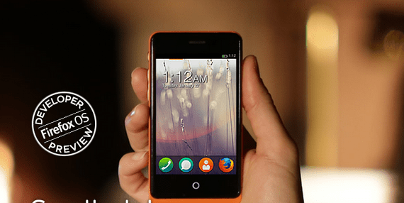 MWC 2013, Geeksphone presenta dos smartphones con firefox OS