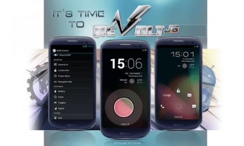 Samsung Galaxy S3, Rom ReVolt JB Android 4.2.1