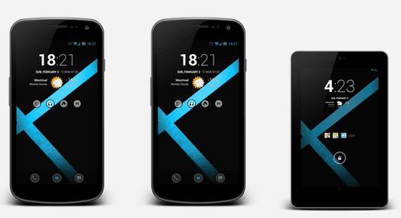 Vanilla RootBox, Roms Android 4.2.1 disponible para varios dispositivos