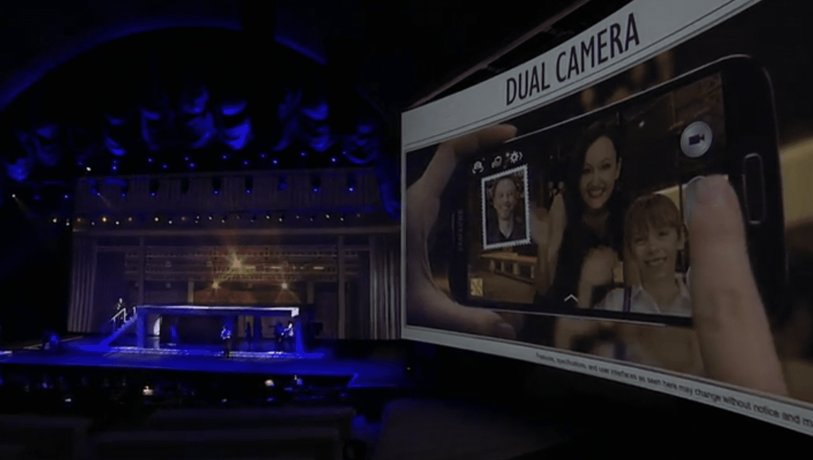 Dual Camera Samsung Galaxy S4