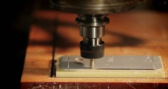 Fabricación del HTC One