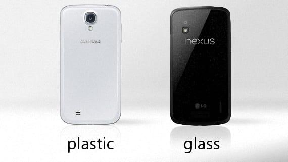 Nexus 4 o Samsung Galaxy S4 03