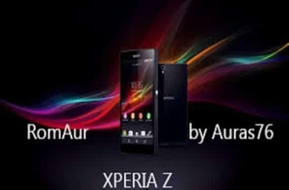 ROM-Xperia-Z