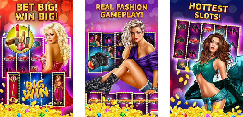 super-models-slot-machines
