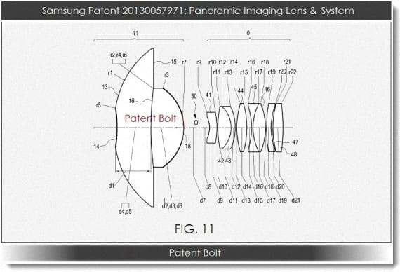 camara 3D para el Samsung Galaxy S4